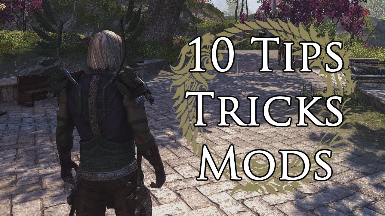 10 Tips, Tricks, and Mods That Make ESO More Enjoyable