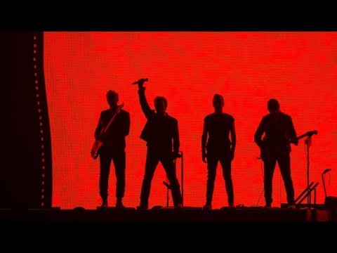 The Blackout U2 premiere first track from next album 'Songs of Experience'