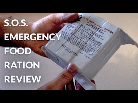 Best Emergency Food Rations for Survival and Preparedness - Reviews, Comparison and Advice 1