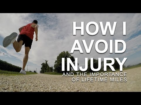 HOW I AVOID INJURY - THE IMPORTANCE OF LIFETIME MILES