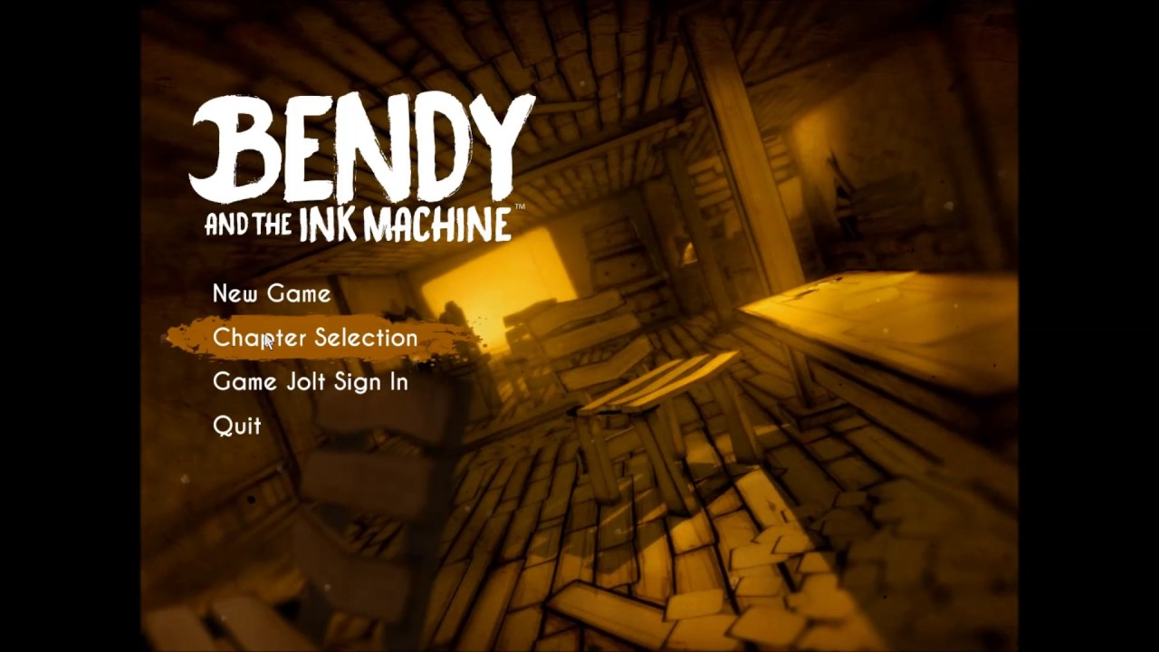bendy and the ink machine all chapters free