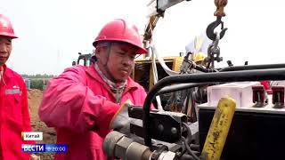 Газопровод ''Сила Сибири'' строится с опережением графика