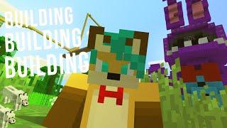 Building bUilDiNg BUILDING!! || MINECRAFT REALM ADVENTURES