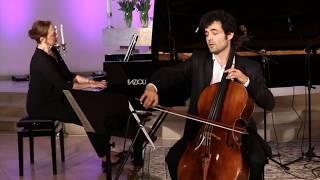 Brahms Sonata Nr. 2 in F Dur Op.99: Highlights aus dem FLÜGEL FESTIVAL LIVESTREAM vom 10. Mai 2020