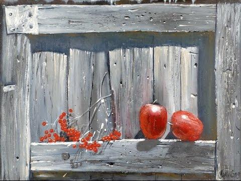 Painting Sergei Cherkasov Vladivostok - RUSSIA