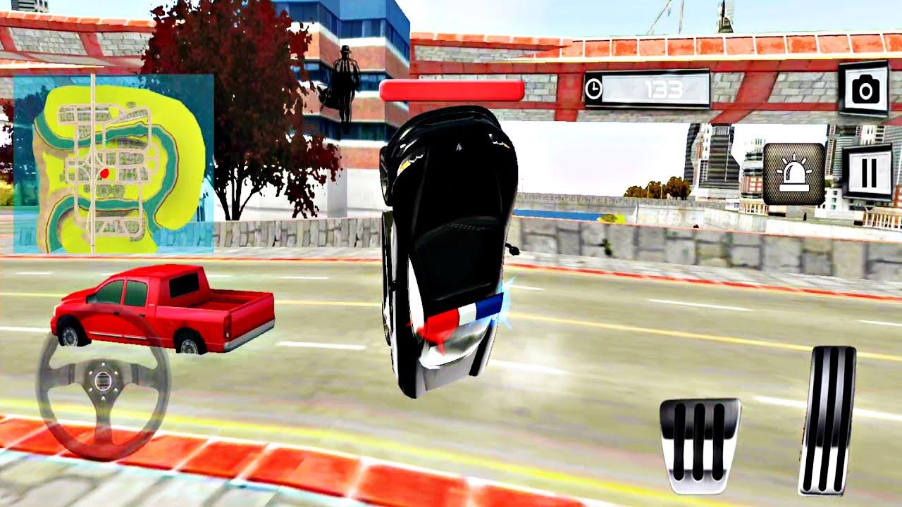 Car Simulator 2 - Police Car Gangster Escape Sim - Driving Simulators   Android ios Gameplay