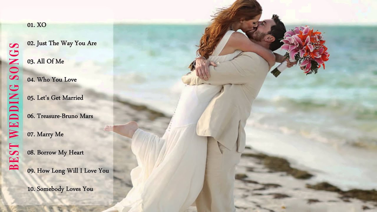 Best Wedding Songs 2016 Top 10 Wedding Songs 2016