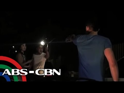 TV Patrol: David Lim Jr., kinasuhan ng frustrated murder dahil sa Cebu road rage