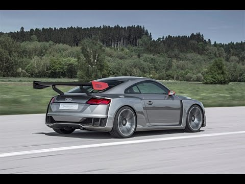 Audi Tt Clubsport Turbo Youtube
