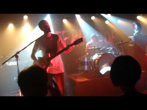 Sportfreunde Stiller - Ansage + Vielleicht (neuer Song) 22.05.2012 (Prag)