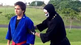 "Ghost blades ""Forbidden ninja part 1"""
