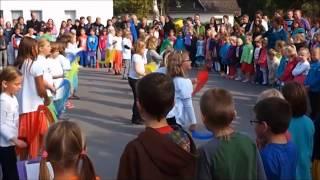 Israelischer Tanz zur Einschulung in Deutschland