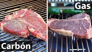 Asador de Gas vs Carbón | La Capital