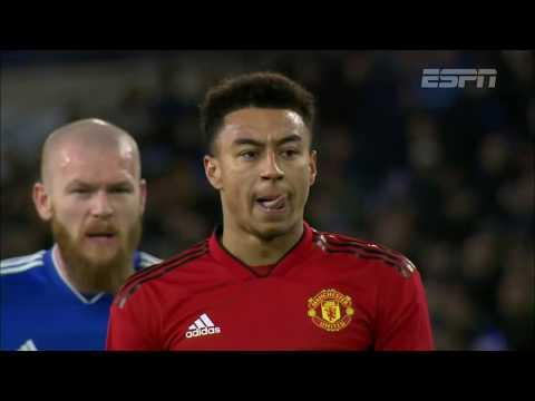 Premier League: Após saída de Mourinho, Manchester United goleia o Cardiff City por 5 a 1