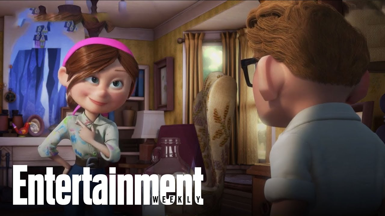 Here Are Some Of The Most Magical Moments From The Beloved Film 'Up'