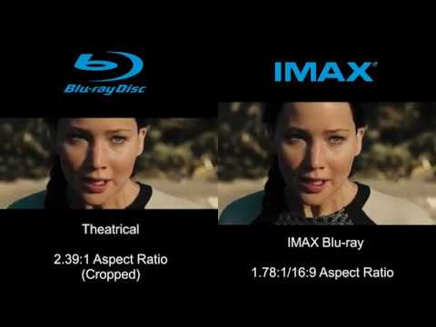 The Hunger Games: Catching Fire - Theatrical Vs. IMAX Blu-ray Comparison