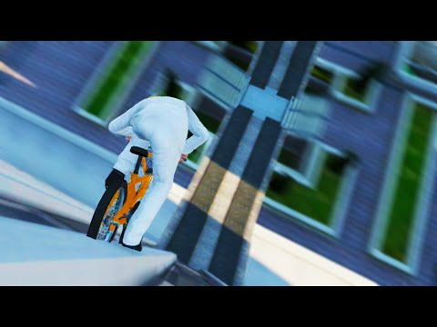 BMX Building Drive Down (GTA 5 Funny...