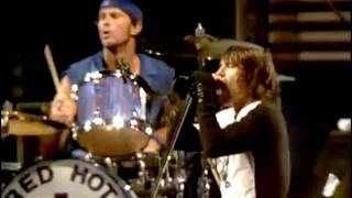 August 23, 2003 Slane Castle, Ireland Artist: Red Hot Chili Peppers...