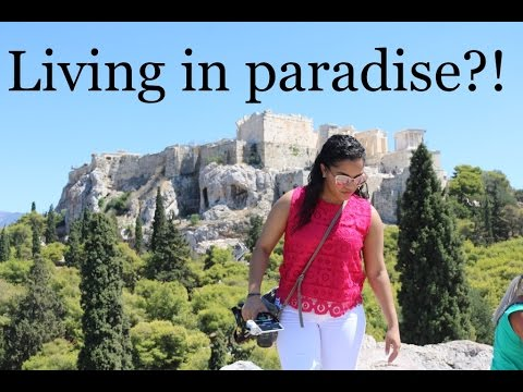 GREECE SUMMER 2016 - Travel Vlog