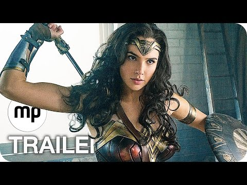 WONDER WOMAN Trailer German Deutsch (2017)