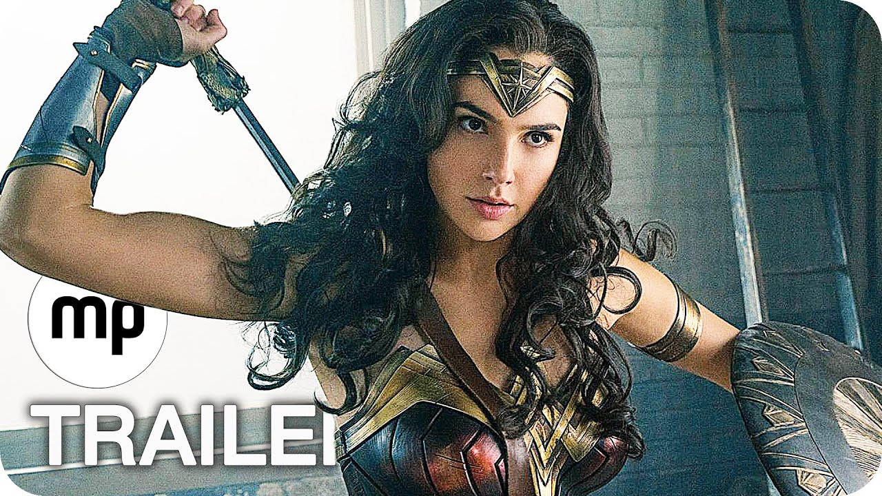 Wallpaper Wonder Woman 2017 Movies 6723: WONDER WOMAN Trailer German Deutsch (2017)