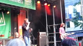 Fools Garden - Water  , Live , Duisburg 01.09.2012