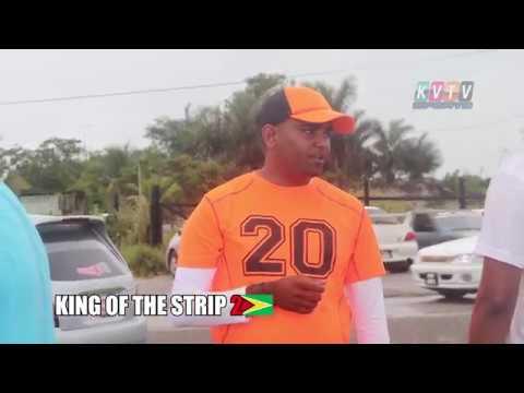 Guyanese racer Imran @ KING OF THE STRIP 2