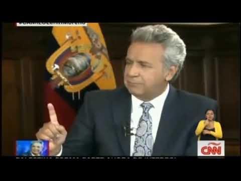 Las incoherencias del Presidente Lenín Moreno
