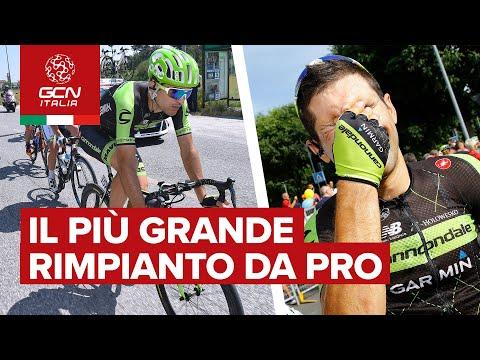 Il racconto del più grande rimpianto di Alan. La tappa del Giro 2015...