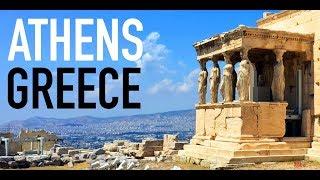 VLOG 129: ATHENS, GREECE!