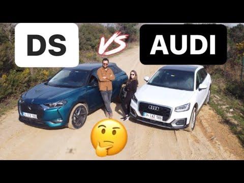 Audi Q2 Vs DS 3 Crossback | Hangisi?