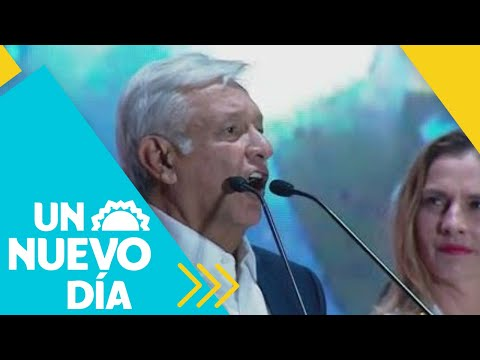 ¡Fuertes predicciones para el nuevo presidente de México! | Un Nuevo Día | Telemundo
