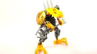 Lego Bionicle Build & Review: Rahkshi (Bionicle Stars) 7138