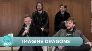 Imagine Dragons Talk GRAMMY Performance, V-Day Plans & More In Fresh 102.7 Interview