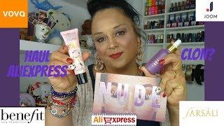 HAUL DE ALIEXPRESS Y MÁS!! CLONES....Maquillaje...