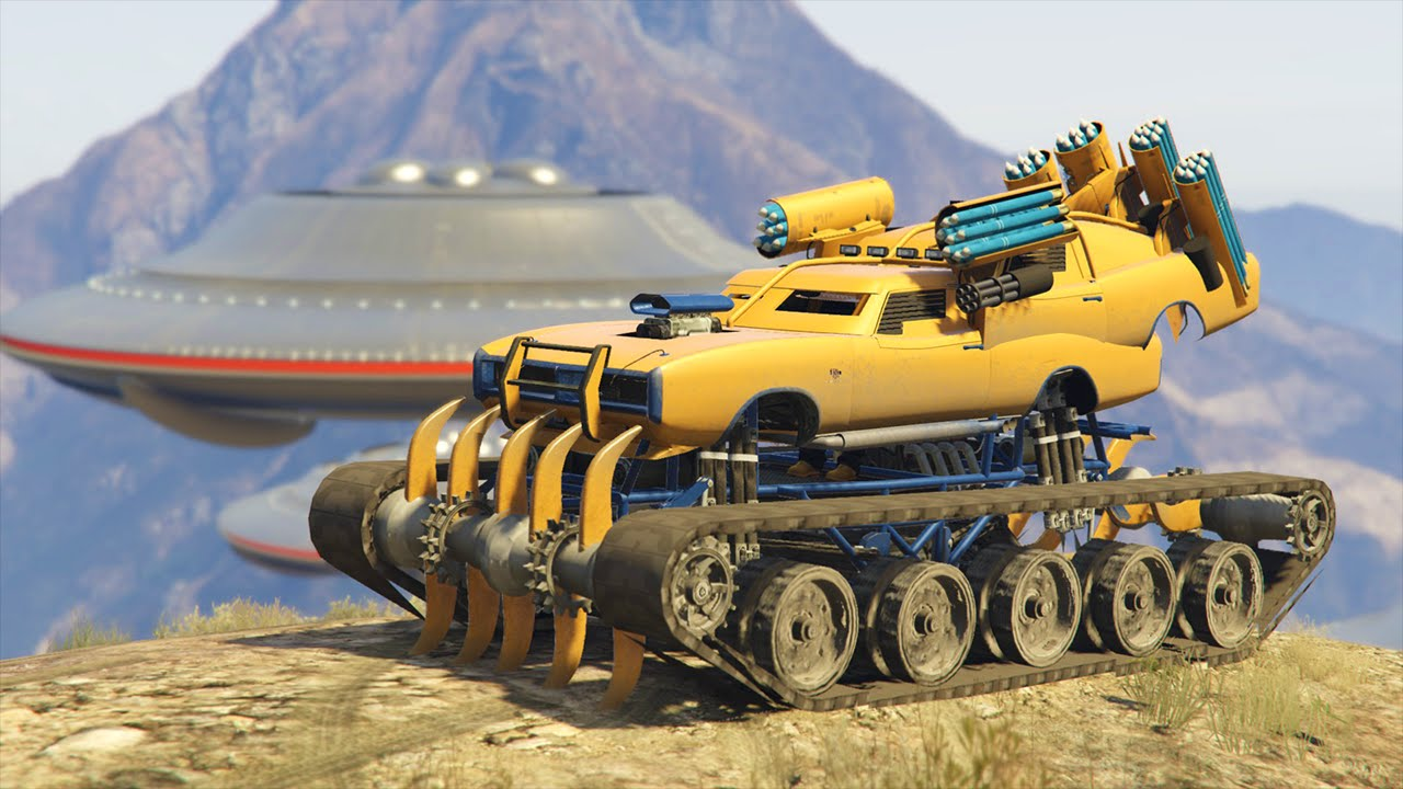 Worlds Best Modded Vehicle Gta 5 Mods Funny Moments