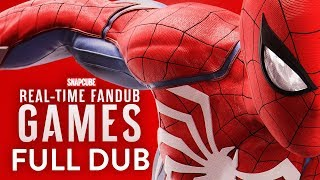 Marvel's Spider-Man (Full Dub) | Real-Time Fandub Games