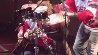 Dispatch - Elias - Agganis Arena, Boston, MA 2012-10-06