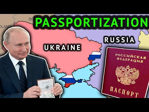 Russia's New Weapon in Ukraine: Offering Citizenship