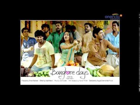 Bangalore Days Dulqer Ringtone
