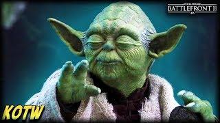 Star Wars Battlefront 2 TOP 5 KILLS OF THE WEEK (EPIC Yoda Multikill!)