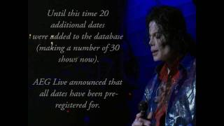 Michael Jackson - What happened in March 2009? The Timeline - Part 1