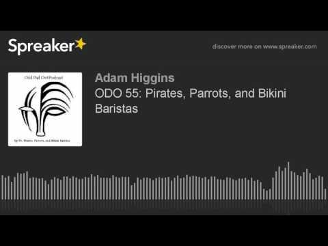 ODO 55: Pirates, Parrots, and Bikini Baristas