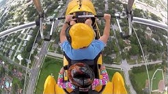 Sky-Surfing Scenic and Instructional Flights in Clearwater, Florida, USA