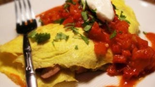 southwestern omelette recipe