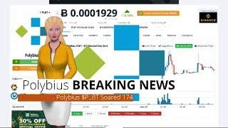 Polybius PLBT Climbed 174 Over the Last Day