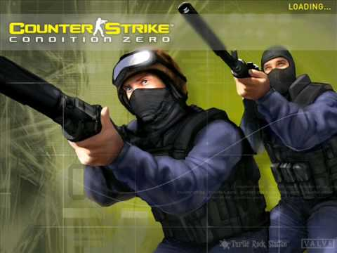 Клип Zak Belica - Counterstrike: Condition Zero