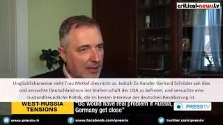 Ewald Stadler: Deutsche Wähler müssen erkennen das sie für US-Interessen missbraucht werden