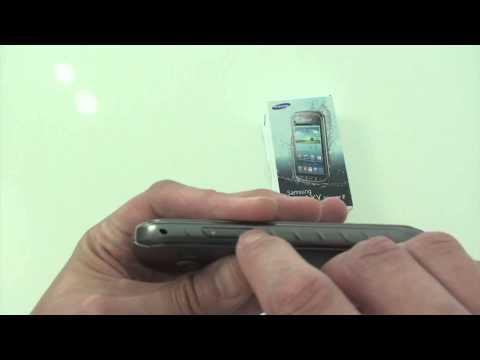 Samsung Galaxy Xcover 2 Hands On Test - Deutsch / German ►► notebooksbilliger.de