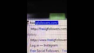 How to get free ig followers fast and easy
